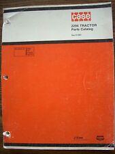 Ih Farmall Mccormick Case Caseih 2294 Parts Manual