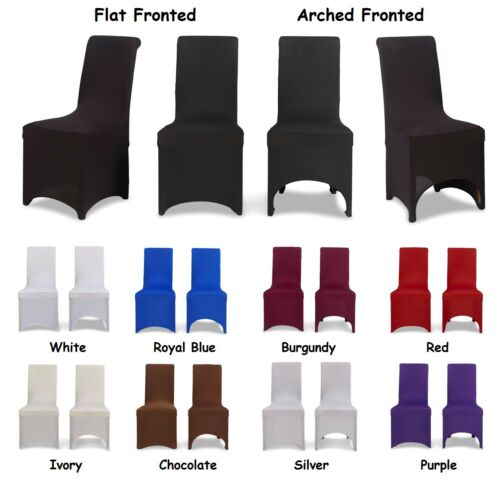 Dining Chair Covers flat arched slip seat covers 1//4//6//8//10pcs