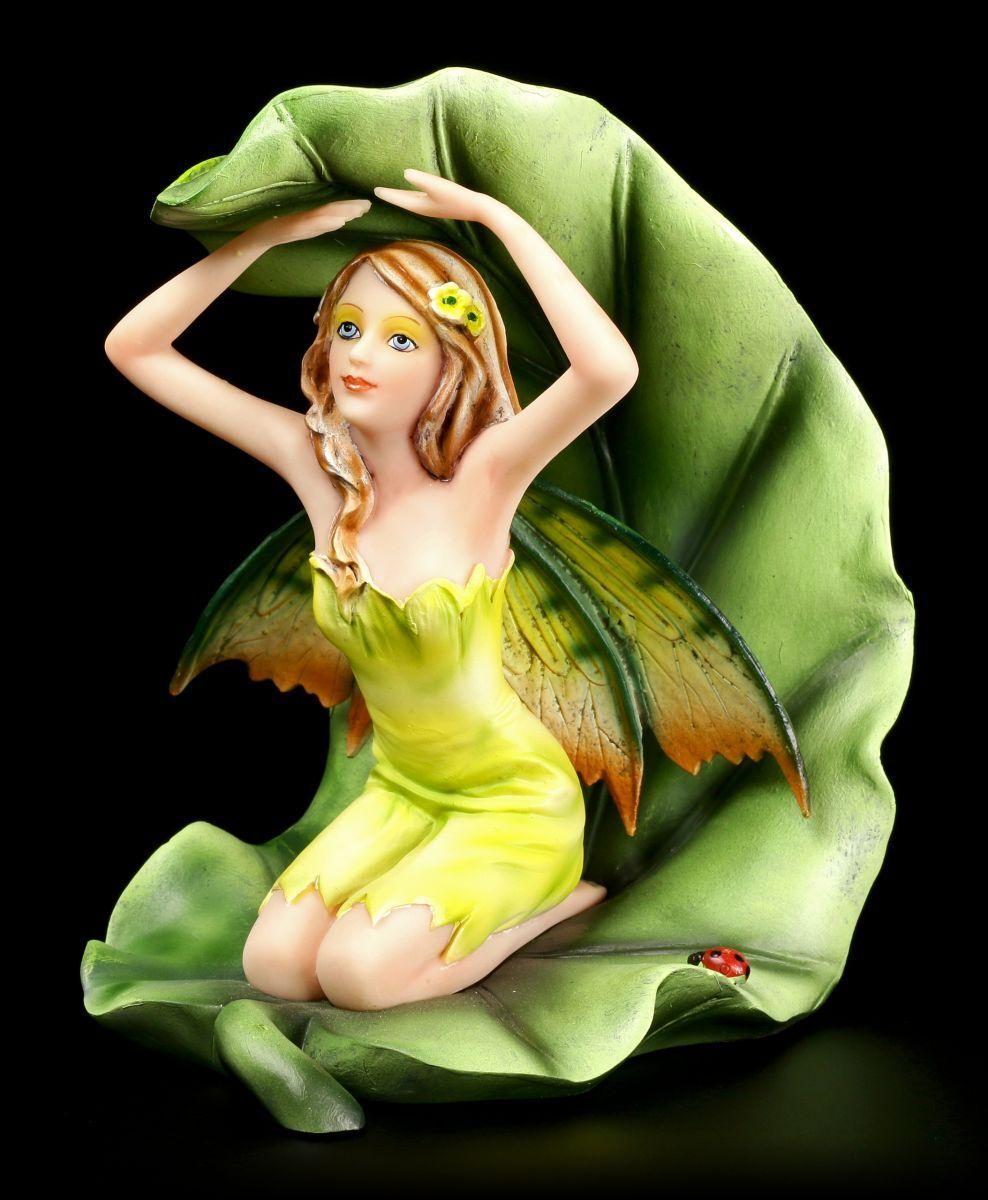 Protección Figura Elfos - Seguridad - Fantasía Ángel de la Guarda Hadas