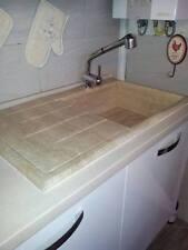 Teka Granito Lavandino lavello cucina lavabo in alabastro | Acquisti ...