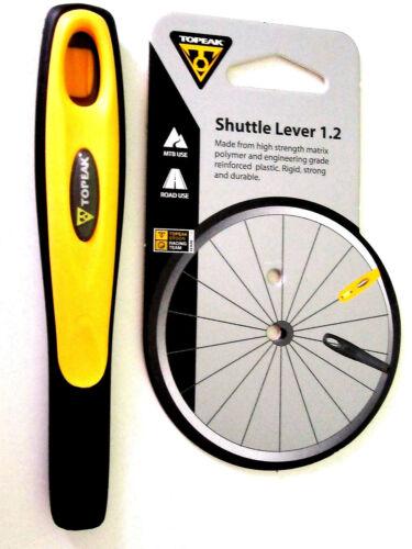 Reifenheber Fahrradwerkzeug Topeak Miniwerkzeug Shuttle Lever 1.2