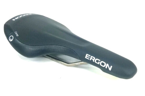 Ergon SME3-S Comp Bike Saddle Black Bicycle Seat Small