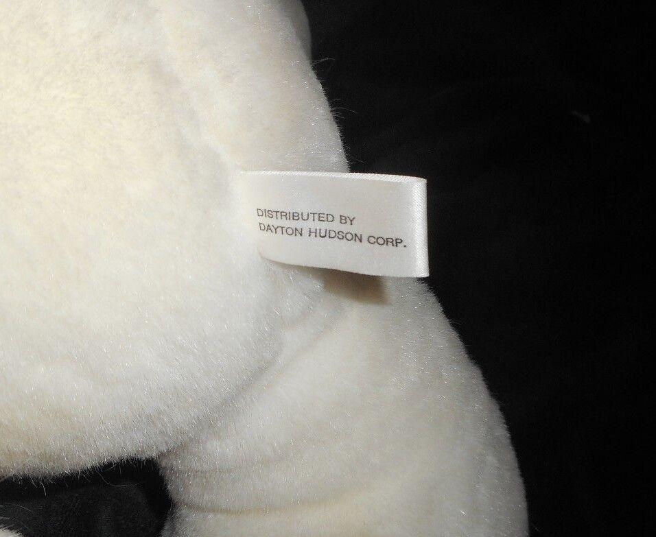 VINTAGE DAYTON HUDSON WHITE PINK PINK PINK LONG EARS BUNNY RABBIT STUFFED ANIMAL PLUSH TOY 9a16c1