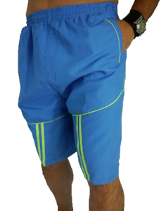 Badeshorts Badehose Übergröße NEON  KN95TO Bermuda 3XL Plus Size,Shorts