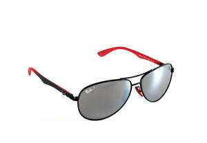 Ray Ban Ferrari Scuderia Special Limited Edition Sonnenbrille Rb8313m My Gp17 Ltd Ebay