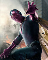 Avengers Paul Bettany The Vision marvel movie actor 8X10 photo PICTURE 32