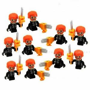 Lot 10 KRE-O KREO  KREON Soldier MINI Building FIGURE Minifigure accessory toys