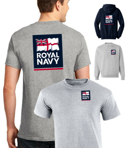 ROYAL NAVY british navel warfare SENIOR SERVICE armed forces ALL COLOURS /& SIZES