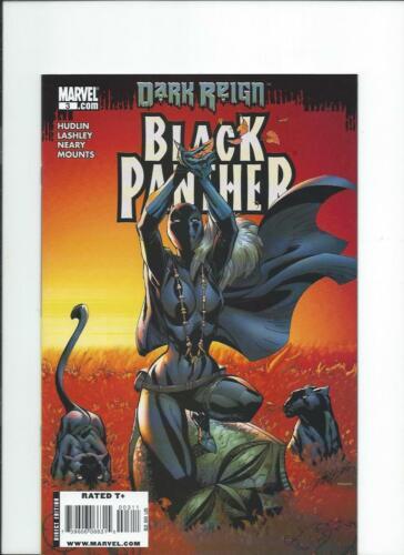 Marvel Comics Black Panther NM-//M 2009