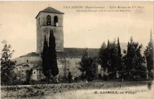 CPA-Valcabrere-Eglise-Romane-du-Vme-Siecle-612009