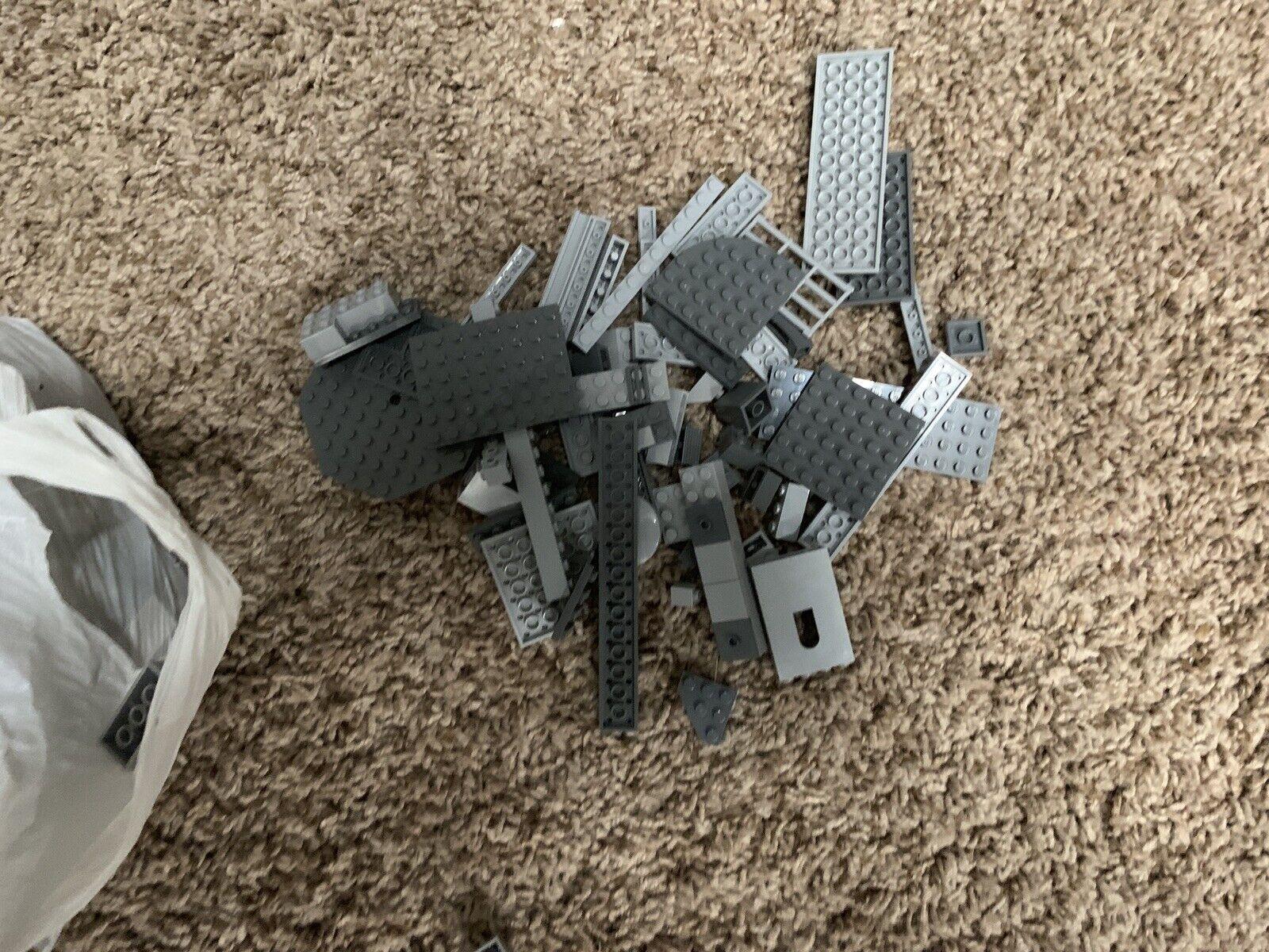 100% Genuine LEGO 5 LB pounds Bulk Lot estrella  guerras LEGOS  nuovi prodotti novità