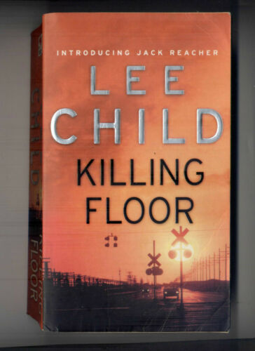 1 of 1 - Killing Floor by Lee Child (Paperback, 1998) A Jack Reacher story.