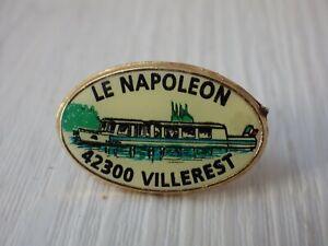 Pin-S-Vintage-Pins-de-Solapa-Coleccionista-Pins-Publicidad-El-Napoleon-W100