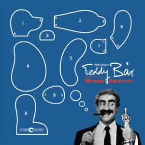 Bruno-Spoerri-Teddy-Bar-Lilith-VINYL-12-034-Album-2013-NEW-Amazing-Value