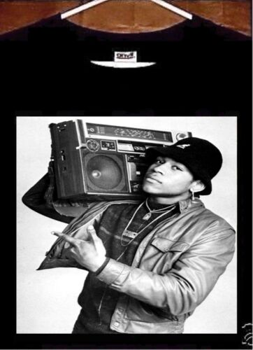 LL Cool J T shirt; LL Cool J Tee Shirt