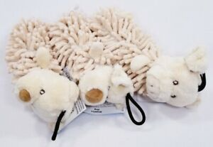 Moppies-Dog-Bear-Pig-squeaker-dog-toys-toy-puppy-toys-holiday-gift-B37