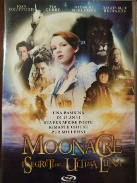 Moonacre. I segreti dell'ultima luna (2008) DVD