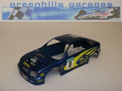 Used 20838 Greenhills Scalextric GT Lightning White No.20 C3476