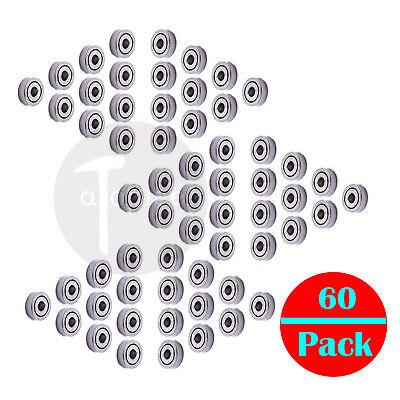 30x 681ZZ 1x3x1mm Shield Mini Miniature Micro Ball Bearings bearing Replacement