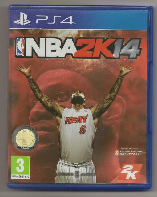 JEU PS4 - NBA2K14  - Version FR