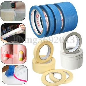 Multicolor-Detailing-Clean-Peel-UV-Resistant-Painting-Masking-Tape-Car-House-New