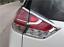 thumbnail 9 - 4PCS ABS Chrome Rear Tail Light Lamp Cover Trim For Nissan Rogue 2014 2015 2016