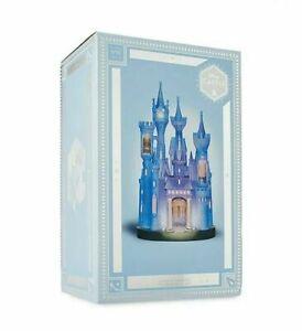 Disney-Castle-Collection-Cinderella-Light-Up-castle-Figurine-Limited-1-of-10-NIB