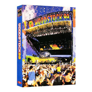 Details about Woodstock 99 DVD - Metallica , Chemical Brothers, Sheryl Crow  (*New )