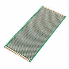 Double Sided Prototype Universal Pcb Print Circuit Board 10 X 22cm Green