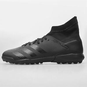 Adidas-Homme-Predator-20-3-Astro-Turf-Baskets-Football-Bottes-Lacets-Rivets