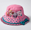 1 2 3 4 5 6 Year Shopkins Bucket Hat Pink Blue Bow Hat Frill Trim Licensed Prod.