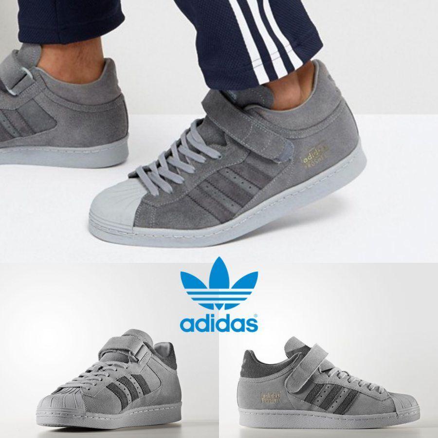 Adidas originale proshell 80 scarpe grigia da ginnastica grigia grigia grigia scarpe bz0210 sz 411 limited b32ab6
