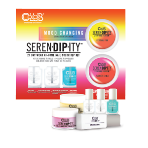 Color-Club-Mood-Changing-Serendipity-Summer-Sunset-Dip-Powder-Starter-Kit