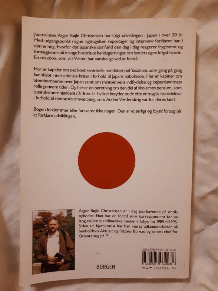 Undskyld på japansk, Asger Røjle Christensen, emne: