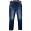 thumbnail 1 - AE American Eagle Next Level Airflex Slim Stretch Mens Blue Jeans 33 x 32 EUC