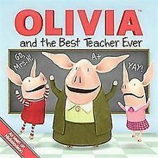 Olivia TV Tie-In Ser.: OLIVIA and the Best Teacher Ever (2012, Paperback)