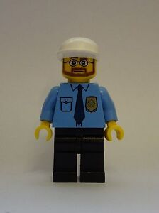 Lego City - Minifig - Police CTY219 - Set 3661