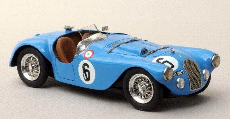 kit Talbot Lago Grand Sport Chambas Spyder  6 Le Mans 1952 53  Renaissance 1 43