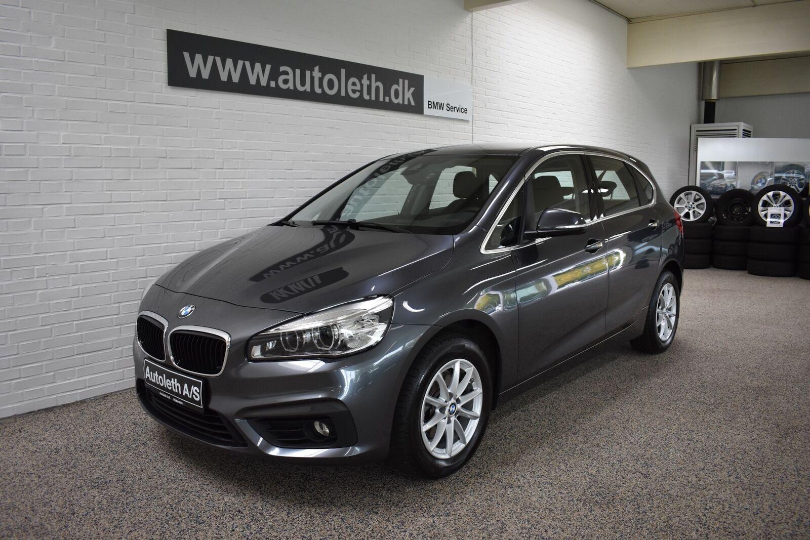 BMW 218d 2,0 Active Tourer Advantage aut. 5d - 319.900 kr.