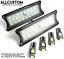AMPOULES-LED-ECLAIGAGE-BLANC-PLAFONNIER-pour-BMW-E87-SERIE-1-2004-10-118-120-123 miniature 1