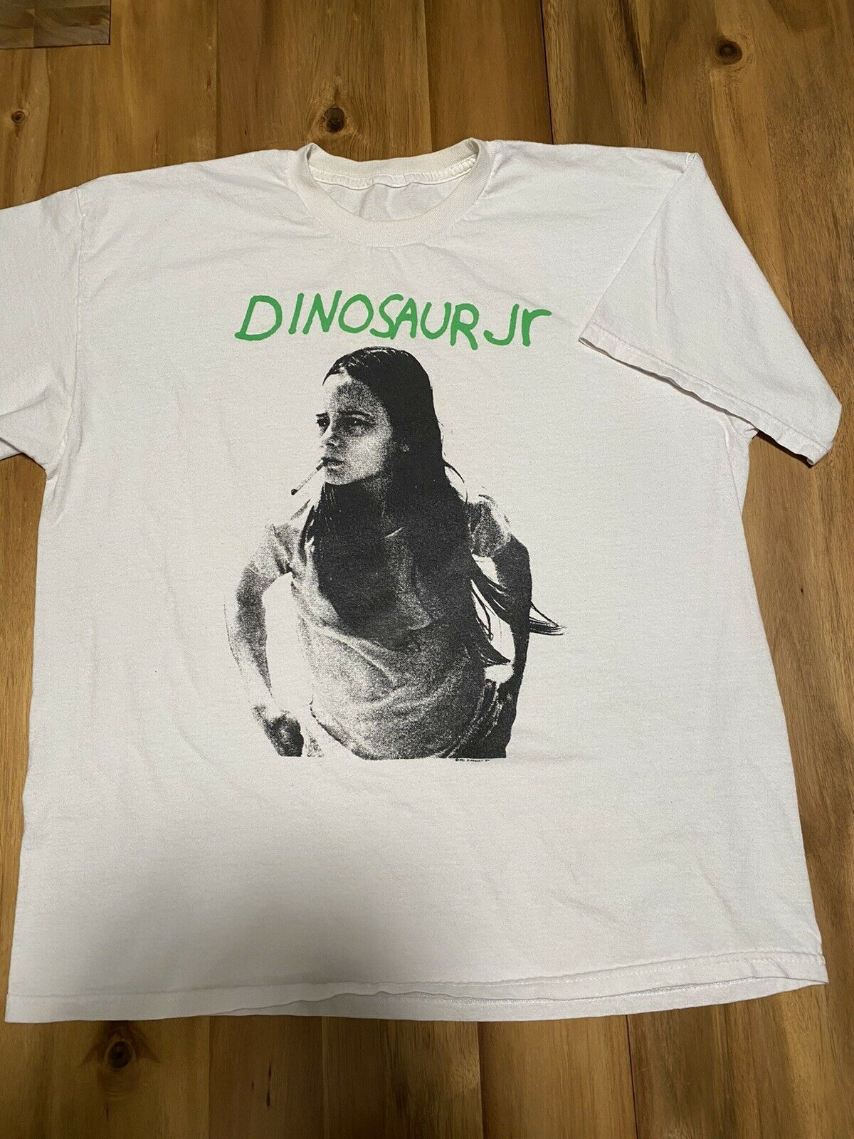Dinosaur Jr Green Mind Band T Shirt Size XL J Mas… - image 1