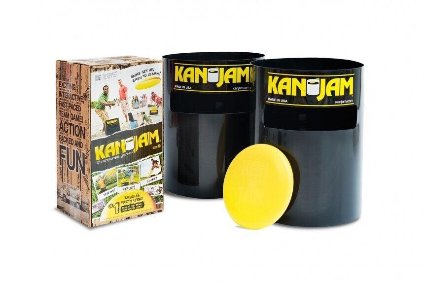 Kanjam, udendørsspil