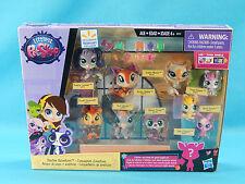 Littlest Pet Shop Playtime Adventures Walmart Exclusive 9-Pack New Sealed