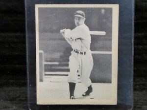 Details About 1939 Play Ball Baseball Cards Lot Of 3 New York Yankees Card S 25 52 71