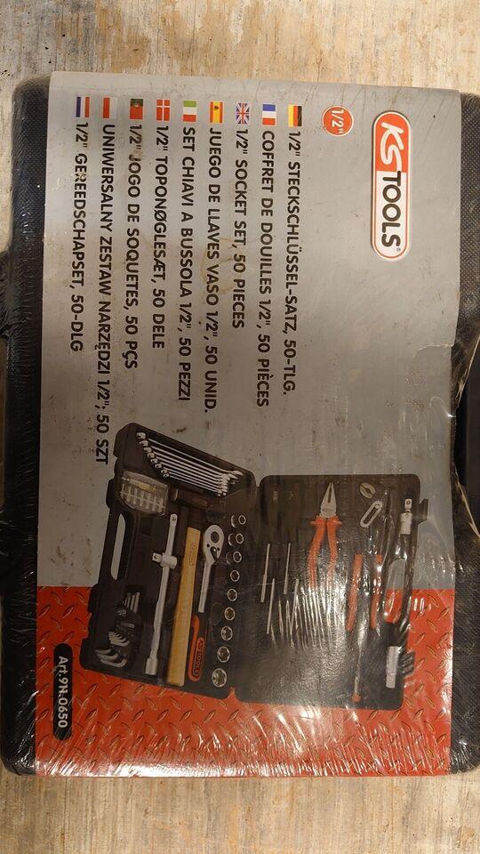Andet håndværktøj, Ks tools
