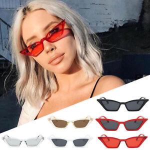 cbce869fbc4d8 New Small Cat Eye Sunglasses Outdoor Women Fashion Shades Eyeglasses ...