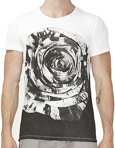 Religion-Clothing-Men-039-s-T-Shirt-034-Speckled-Rose-034-New