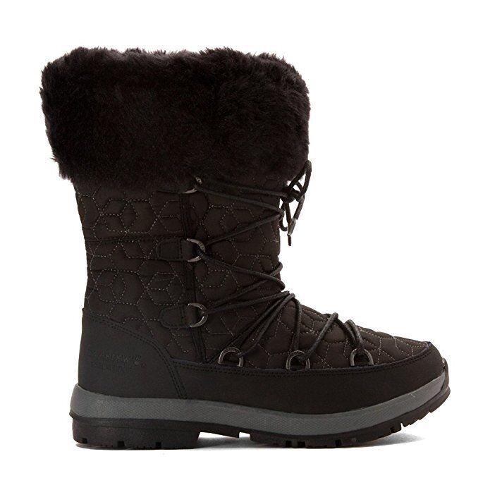 Brand New Bearpaw Damenschuhe Stiefel