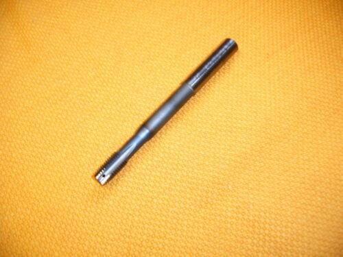 HSS Gewindebohrer   M9 GL 110 frischscharf 3schneid HSSE mit IKZ mit Vierkant