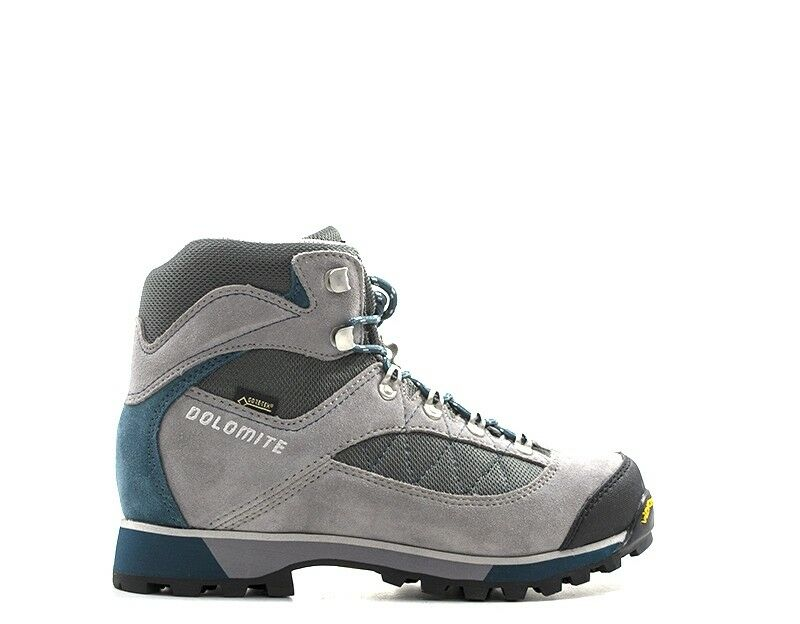 shoes DOLOMITE  women Trekking  grey Scamosciato,Tessuto 248116-GR  discounts and more